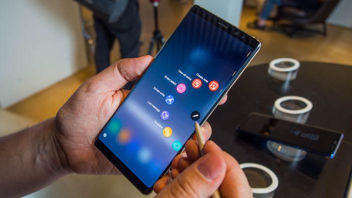 Oito truques que você só pode fazer em um Samsung Galaxy