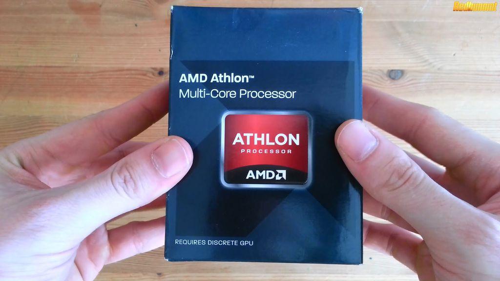 Os AMD Athlon X4 fogem da regra da família, entregando mais poder de processamento e sacrificando os gráficos integrados. Usuário têm de adquirir placa gráfica fora a parte
