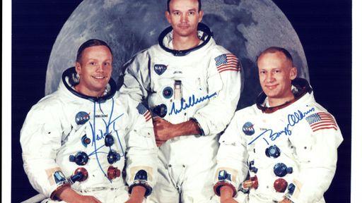 Eis a íntegra do discurso secreto dos EUA caso a Apollo 11 acabasse em tragédia