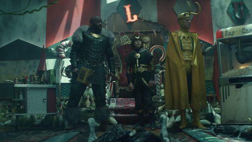 Loki │ 13 easter eggs do Episódio 5 que você deixou passar