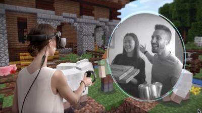 Nova patente da Microsoft pode mesclar mundo virtual e real em headset VR