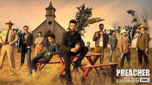 Primeira temporada de Preacher funciona como introdução do seu universo