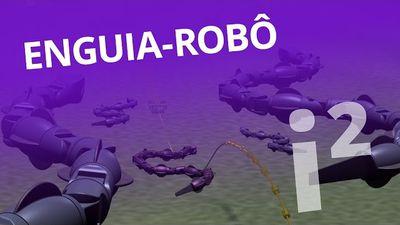 Enguia-robô trabalhando em plataformas de petróleo [Inovação ²]