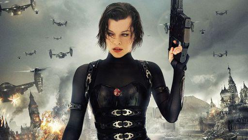 Por que não temos bons filmes de Resident Evil?