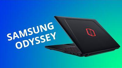 Samsung Odyssey: um  notebook gamer de entrada [Análise / Review]