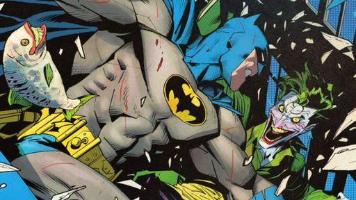 Batman volta a usar uniforme favorito dos fãs em HQ retrô com o Coringa