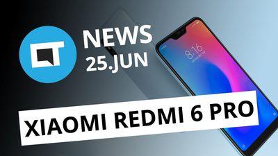 Xiaomi Redmi 6 Pro e Mi Pad 4; Troca de teclados do MacBook de graça e+[CT News]