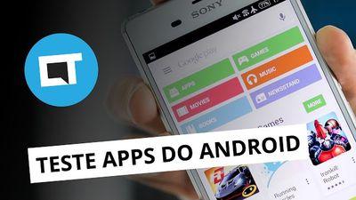 Baixe e teste apps Android antes do resto do público