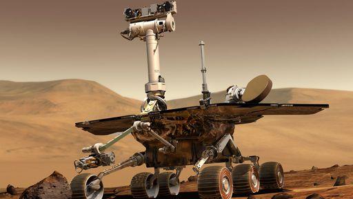 NASA dá adeus ao rover Opportunity após 15 anos de missão