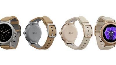 Foto da embalagem do LG Watch Style mostra mais do design do smartwatch
