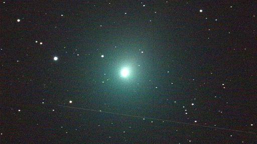 Abundância de álcool e fonte de calor são observados no cometa 46P/Wirtanen