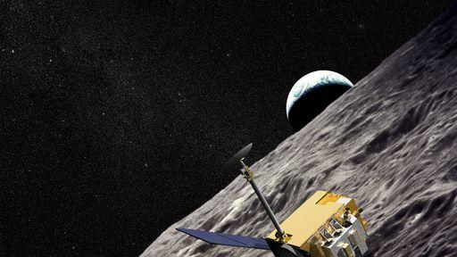 Sonda Lunar Reconnaissance Orbiter, da NASA, completa 10 anos estudando a Lua