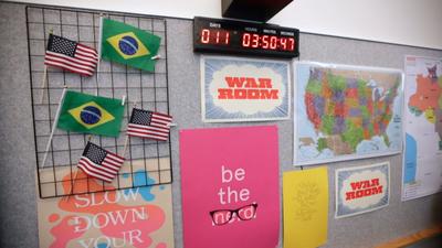 """Conheça a """"sala de guerra"""" montada pelo Facebook para as eleições dos EUA"""