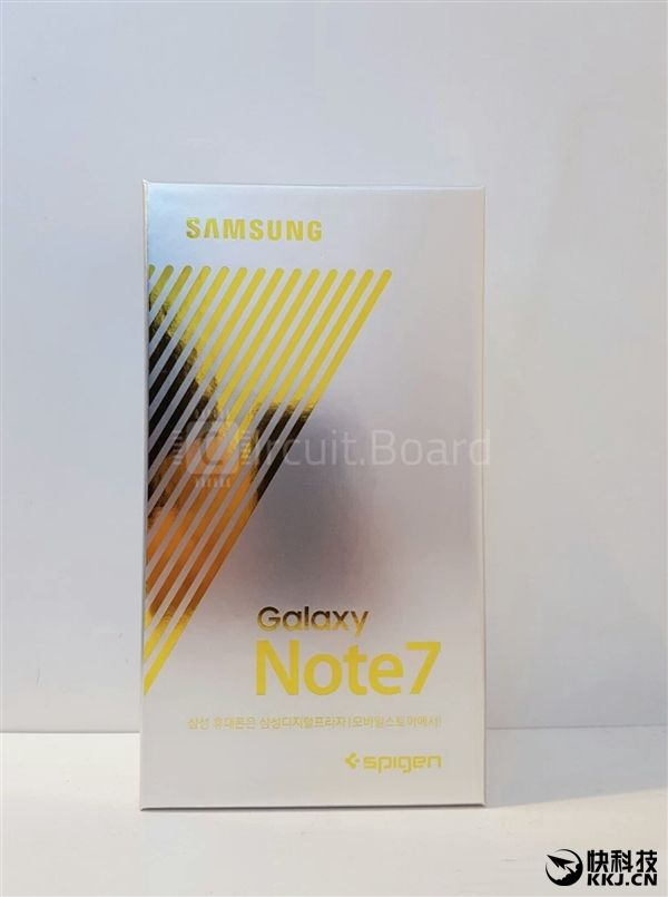 vazamento Galaxy Note 7