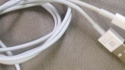 Imagem do que seria o novo cabo de 9 pinos da Apple cai na web