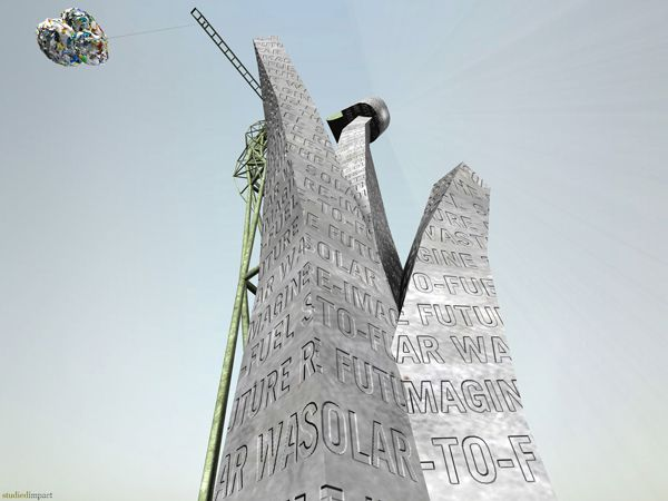 Plastikoleum Tower