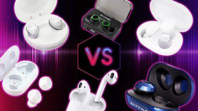 Qual o melhor fone sem fios estilo Airpods? | Comparativo de 5 fones TWS