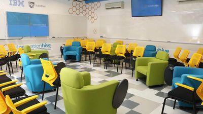 Escola cria espaço colaborativo sobre transformação digital