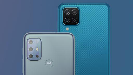 Moto G20 vs Galaxy A12: escolha entre mais potência ou mais personalização