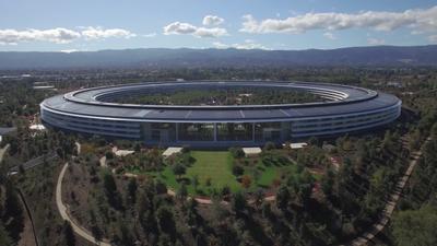 Apple Park: sede em formato de nave espacial da Maçã já está aberta ao público