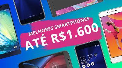 Melhores smartphones intermediários de 2016 (até R$ 1600)