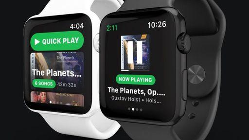 Spotify agora funciona no Apple Watch sem precisar de pareamento no iPhone