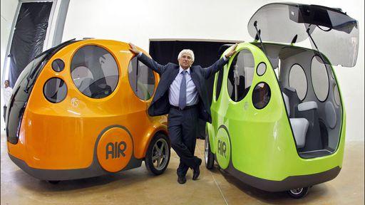 AIRPod: o primeiro carro movido a ar do mundo