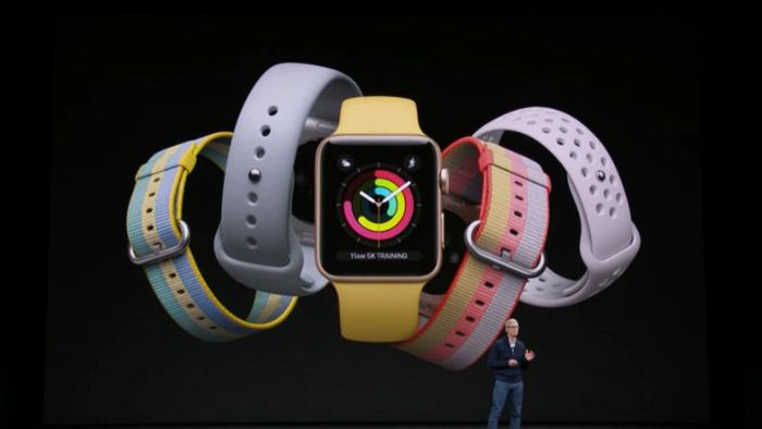 caeb4d4ea19 Apple Watch 3 terá conexão 4G e será independente do iPhone - Smartwatch