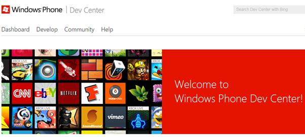 Microsoft Dev Center