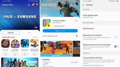 Loja de apps da Samsung muda de nome e agora se chama Galaxy Store