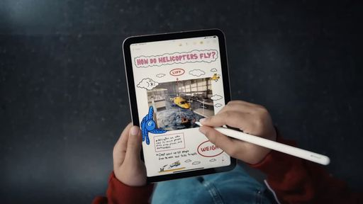 Apple anuncia iPad Mini com design renovado e iPad 9 mais potente