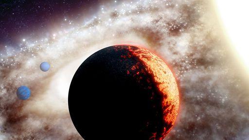 Superterra recém-descoberta leva apenas meio dia para orbitar sua estrela