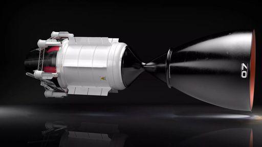 Este motor termonuclear pode levar astronautas a Marte em apenas 3 meses