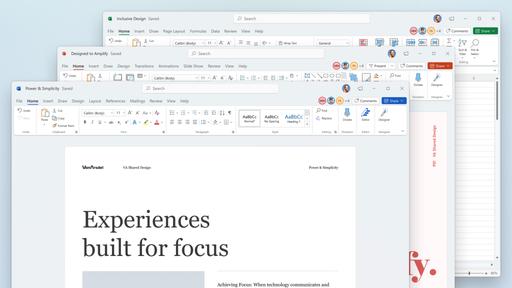Microsoft apresenta novo visual para aplicativos do Office no Windows 11
