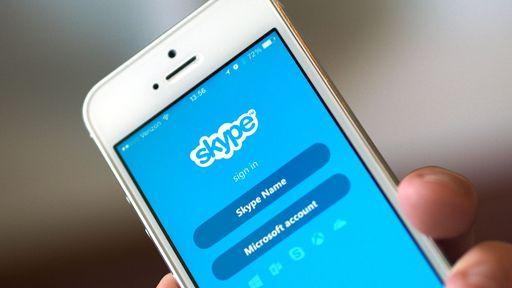 Skype para iOS agora conta com suporte à Siri