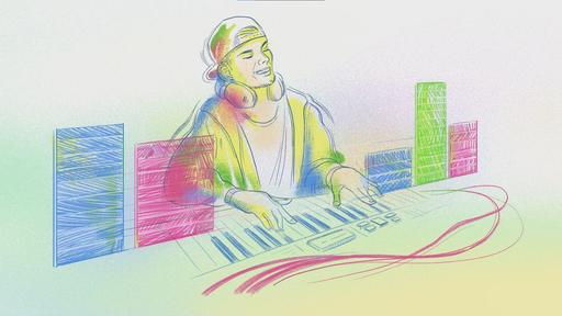 Doodle do Google homenageia Tim Bergling, o DJ Avicii, que completaria 32 anos