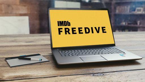 Freedive é novo streaming gratuito do IMDb, como alternativa à Netflix