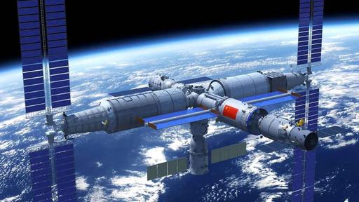 O que esperar para o futuro próximo da Estação Espacial Chinesa?