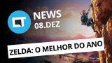 Youtuber cimenta cabeça no micro-ondas; iPhone X vendido no Brasil e + [CT News]