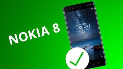 5 motivos para COMPRAR o Nokia 8