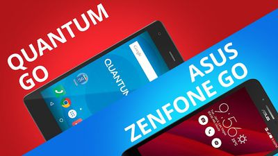 Quantum GO VS Zenfone GO: quem leva a melhor? [Comparativo]