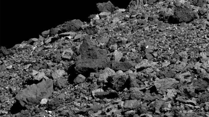Essas rochas podem explicar ausência de regolito em asteroides como Bennu