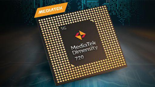 MediaTek anuncia chip Dimensity 720 para levar 5G a celulares mais acessíveis
