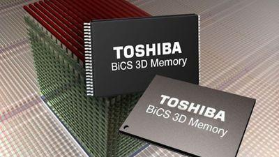 Apple e Foxconn podem comprar divisão de chips da Toshiba