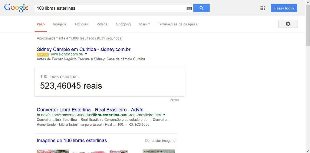 Dicas para usar o Google