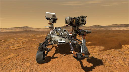 Lançamento do rover Perseverance a Marte é adiado mais uma vez pela NASA