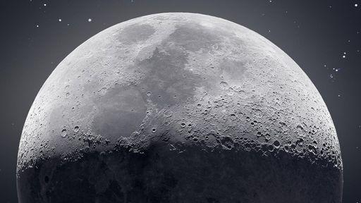 China descobre quase 110 mil novas crateras na Lua