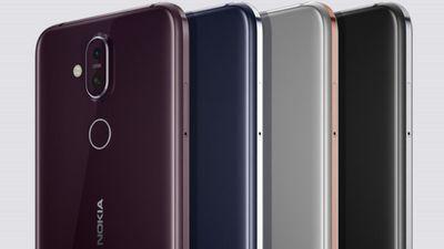 Imagens vazadas do Nokia 8.1 confirmam design e especificações do aparelho