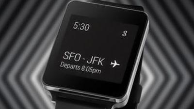 LG divulga novas informações e imagens do G Watch