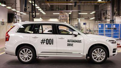 Volvo lança programa de testes públicos para carros autônomos